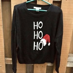 Kaisely Anthropologie ugly Christmas sweater Large
